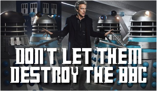 Don't let them destroy the BBC